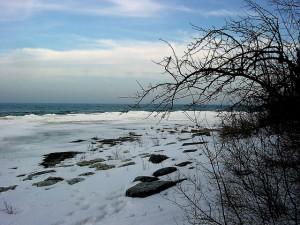 Talven selkä taittuu. Varo tavallista heikompia jäitä. Kuva: Bitterroot/flickr