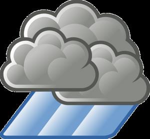 Sadetutkasta voit seurata, miten sateet Suomeen asettuvat. Kuva: OpenIcons/pixabay.