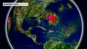 Hurrikaanit Marie ja Cristopal