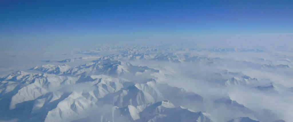 Tarpeeksi lunta? (Kuva: Nasa/Flickr)
