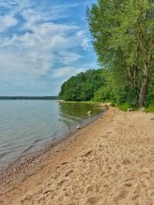 Kuva 1: Kesäkuu on yleensä kesäkuukausista poutaisin ja aurinkoisin. Erityisesti rannikoilla merituuli viriää herkästi ja vilvoittaa kesäpäiviä. (kuva: Markus M / Hankoniemi)